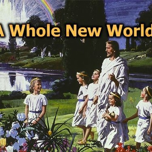 """Message AT-11: """"A Whole New World"""""""