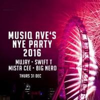 Mujay - NYE Party 2016 - 80s 90s R&B Mixset