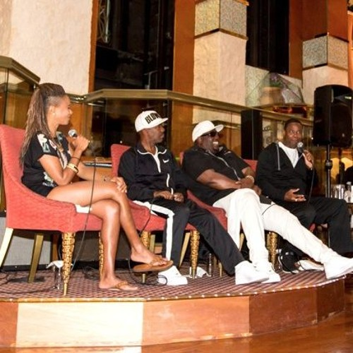 Legends Of Hip-Hop Panel Discussion - SuperCruise 2015