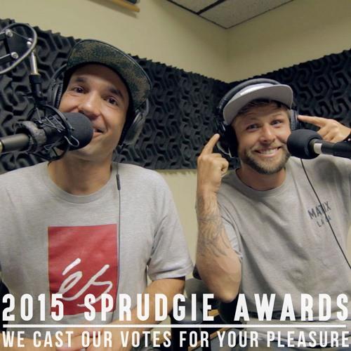 2015 Sprudgie Awards   We Cast Our Votes