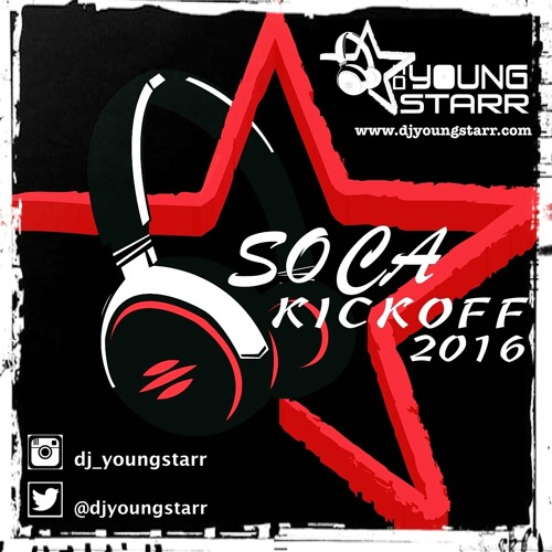 Presents Soca Kickoff 2016