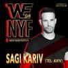 WE PARTY NEW YEAR FESTIVAL 2015/16 - SAGI KARIV