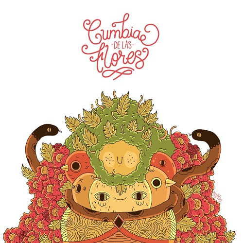 CBLTT068 Nochi - Cumbia de las Flores EP