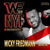 WE PARTY NYE FESTIVAL 2016 MICKY FRIEDMANN