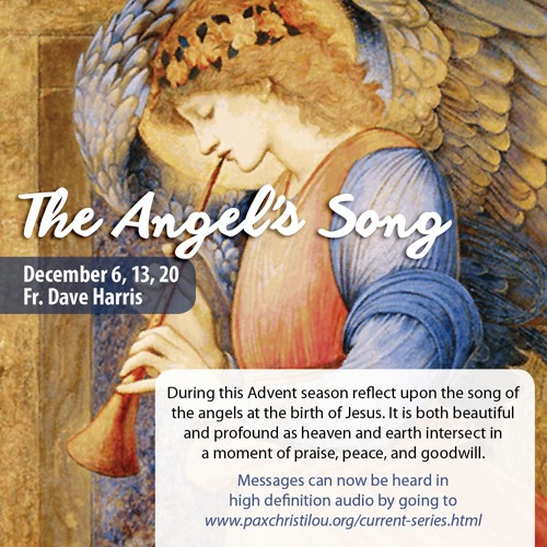 The Angel's Song - Favor With God!