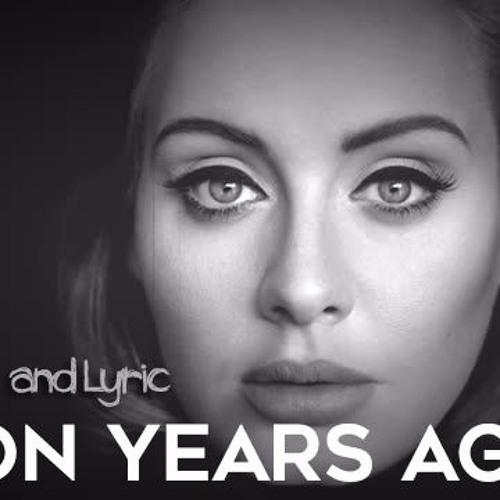 دانلود موزیک بسیار  زیبای A milion years ago از Adele