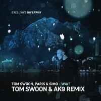Tom Swoon, Paris & Simo - Wait (Tom Swoon & ak9 Remix)