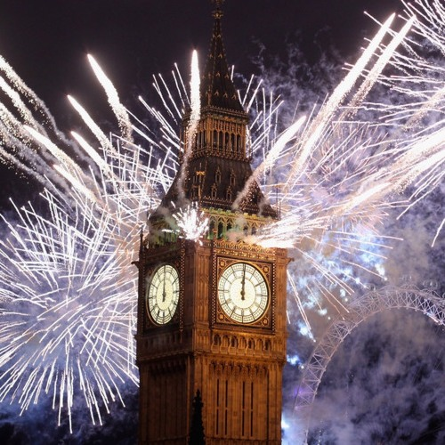 535150e66e25a6 London New Year s Eve 2015 16 - Fireworks Soundtrack by thisisbounce ...