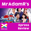 Snow White King's Theatre Glasgow Pantomime - MrAdamR's Xpress Review
