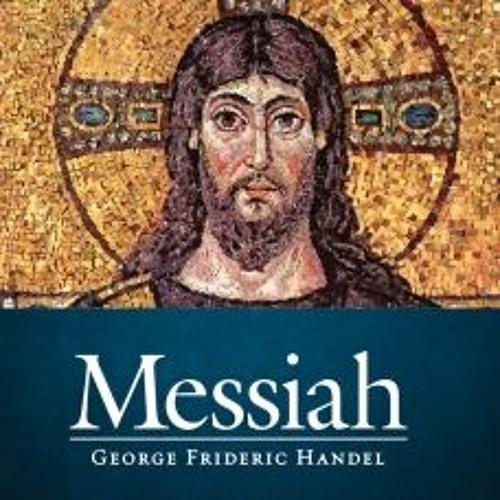 Handel, G.F. - Messiah: Part I (His yoke is easy) - chorus and clarinet solo