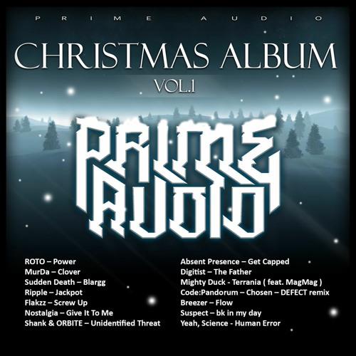 PRIME AUDIO - CHRISTMAS ALBUM VOL. 1 (LP) 2016