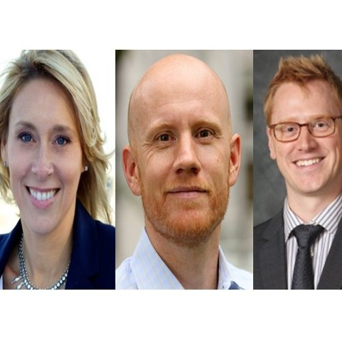 The CEO Series #30 - Three Young Leaders: Anita Nowak, Mike Ross & Liam Sobey - December 18, 2015