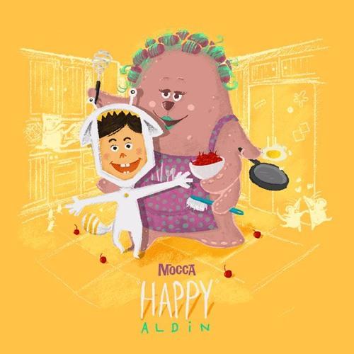 "Mocca feat. Aldin - ""Happy"""