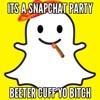 Snapchat Party