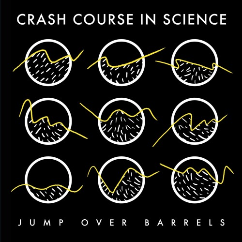 Crash Course In Science - Jump Over Barrels EP PREVIEW CLIPS