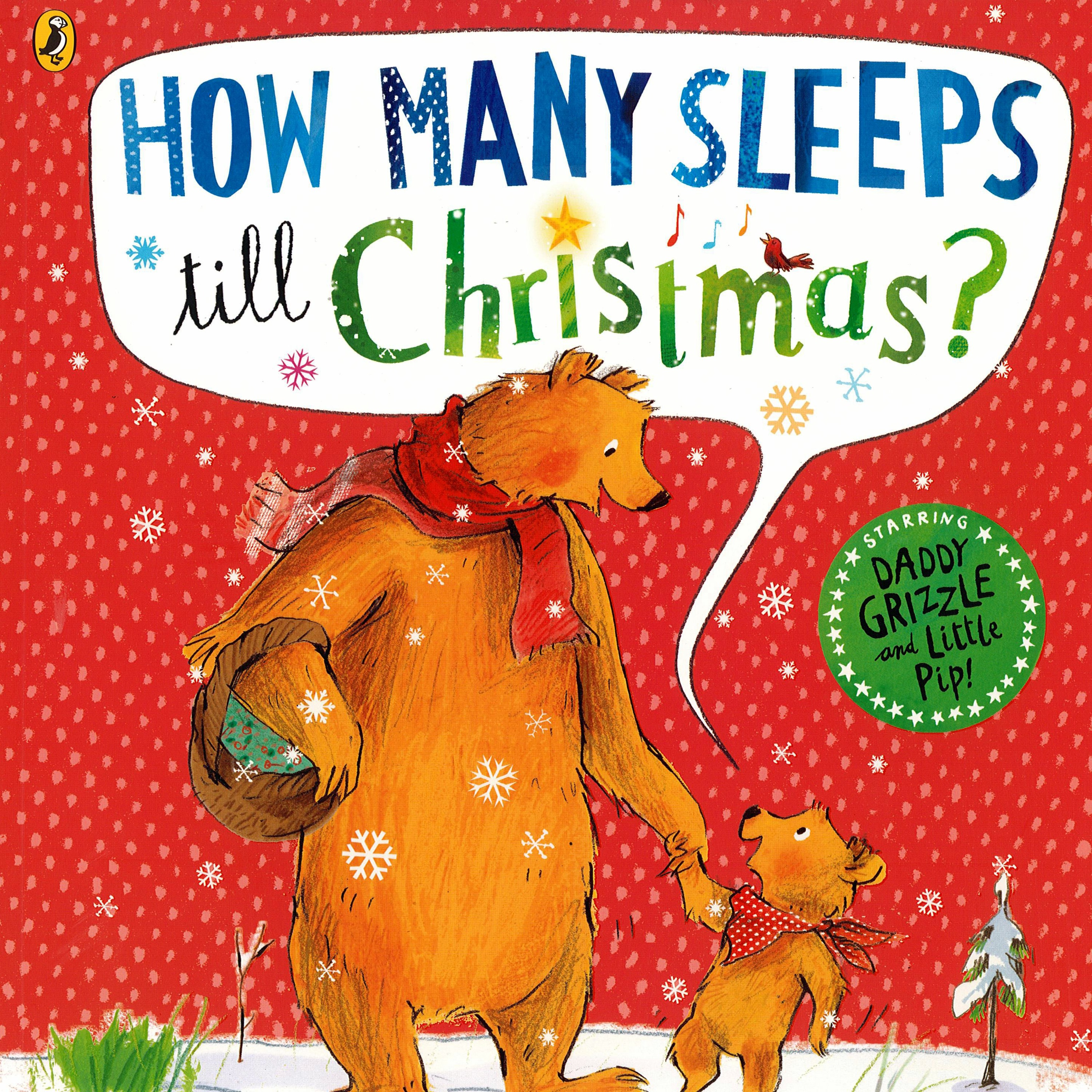 How Many Sleeps Till Christmas by Mark Sperring & Sebastien Braun