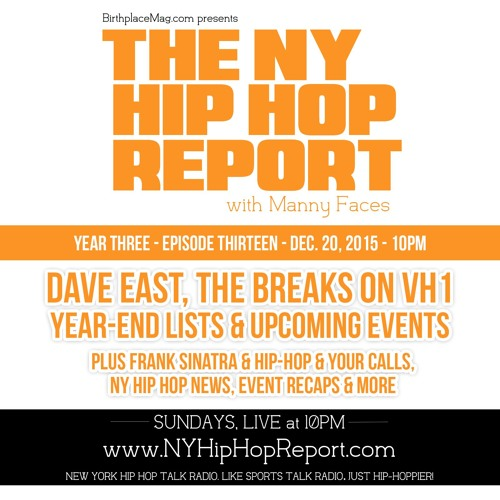 Dave East, The Breaks on VH1,