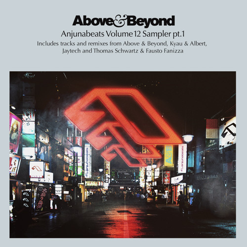 Above & Beyond feat. Zoë Johnston - Treasure (Kyau & Albert Remix)