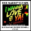 BOB MARLEY - I WANNA LOVE YA - MODERN AFRO MASH UP MIX (Experimental)  - DJ TOP CAT