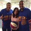Harlem Globetrotters on The MOMS