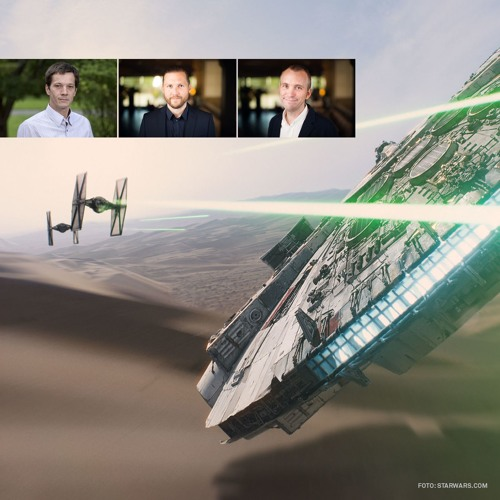 Akademipodden om Star Wars