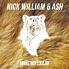 NICK WILLIAM & ASH - MANZ MOI LOULOU (AFRO 2015) | BUY4DOWNLOAD