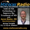 Technology to Improve Treatment in MS - Aaron Boster, M.D. Teleconference - Dec 2015