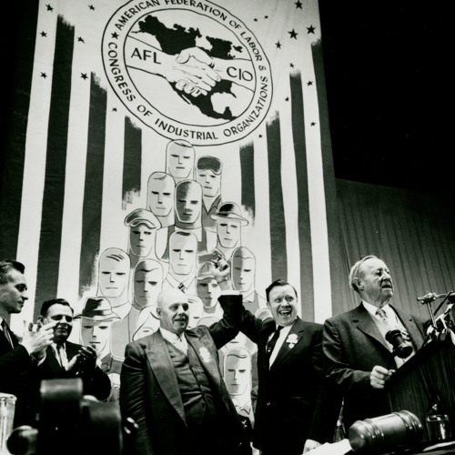 AFL-CIO President George Meany's Speech to the First AFL-CIO Convention (Part I)