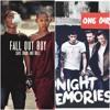 Little White Lies In The Dark (One Direction vs Halsey) Mashup