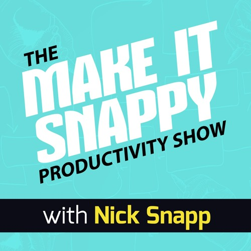 1 - Why Productivity? Why Purpose? and Why Did I Drag My Wife Along?