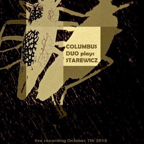 """Columbus plays Starewicz"" live recording_DeadSailorMuzic_ No. 11_ 2015"