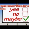Q&A Session | Should I convert to Judaism? What is God's Will? - Dec 23, 2015