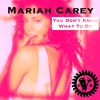 Mariah Carey - You Don't Know What To Do (Never Stop '91 Remix)  @InitialTalk