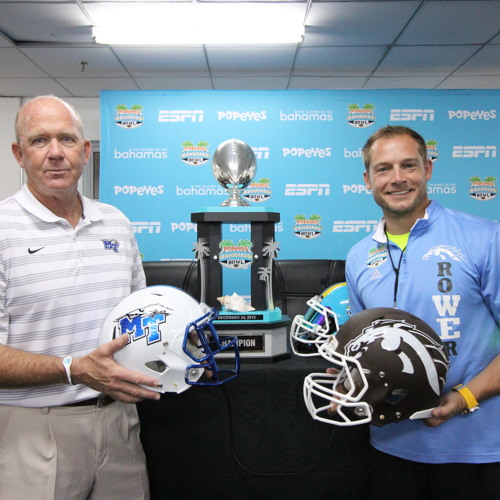 Popeyes Bahamas Bowl Press Conference December 23rd