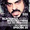 BLACKSOUL presents MUSIC MATTERS 020 / YAMMAT FM / 23.12.2015