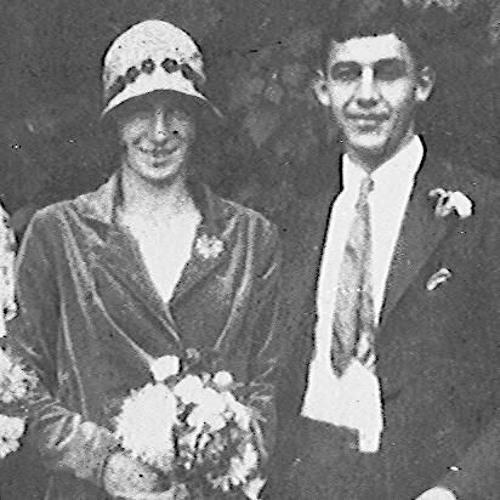Harry Vigue & Mary Vigue (Riddick) 1984 - 11