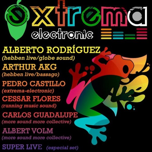Superlivee-After Extrema-Electronic