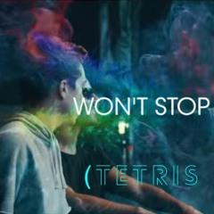Rehab & Headhunterz - Won't Stop Rocking (Tetris! Remix)