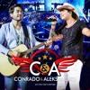 07 - SAUDADE DE VOCE - CD CONRADO E ALEKSANDRO AOVIVO Em CURITIBA