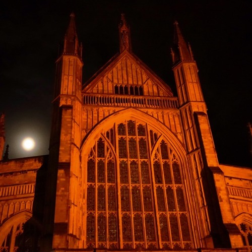 The Moon Shines Bright (Winchester cathedral crypt) - Will with Sam Lee, Cosmo Sheldrake etc