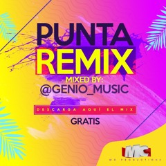 "PUNTA REMIX ""NAVIDAD 2015"""