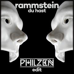 Rammstein - Du Hast (PhilZen Edit)