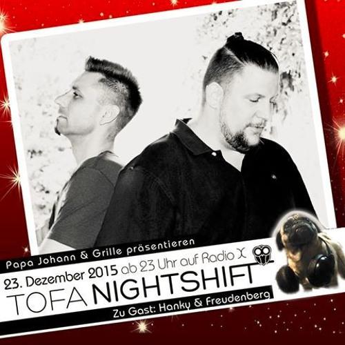 23.12.2015 -ToFa Nightshift @ RadioX mit Hanky & Freudenberg
