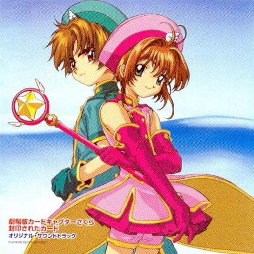 """Ashita E No Melody"" Sakura Cardcaptor(Ending de la pelicula la carta sellada)320Kbps"