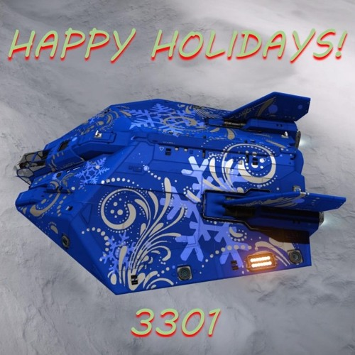 Happy Holidays 3301!