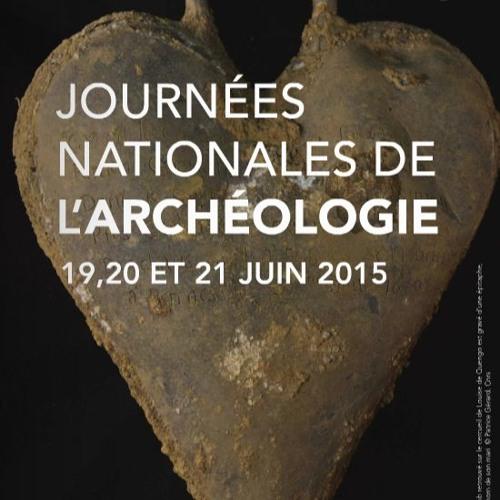 Journées nationales de l'archéologie 2015