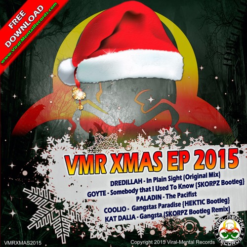 Page 1 | Viral-Mental Records | VMR FREE XMAS EP 2015 [#FreeDownload]. Topic published by Trony in Free Productions (Music Floor).