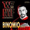Download WE PARTY NEW YEAR FESTIVAL 2015/16 - BINOMIO Mp3