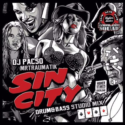 SIN CITY MIX - DJ PACSO & MC TRAUMATIK by Pacso | Pacso aka Las Vegas P |  Free Listening on SoundCloud