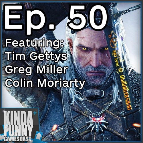 The Best Games of 2015  - Kinda Funny Gamescast Ep. 50(Soundcloud)